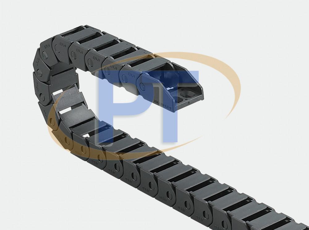 Xích nhựa cuốn cáp seri J15Q.1.B – Cầu Không Thể Mở