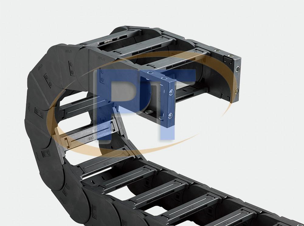 Xích nhựa cuốn cáp seri J60Q.1.S – Cầu Có Thể Được Mở Ở Cả Hai Bên